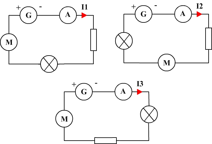 current parallel circuit connection