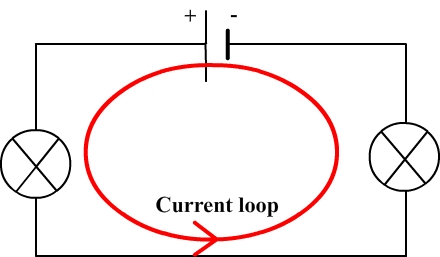 What is a series circuit ?